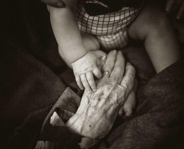 prezent na dzień babci