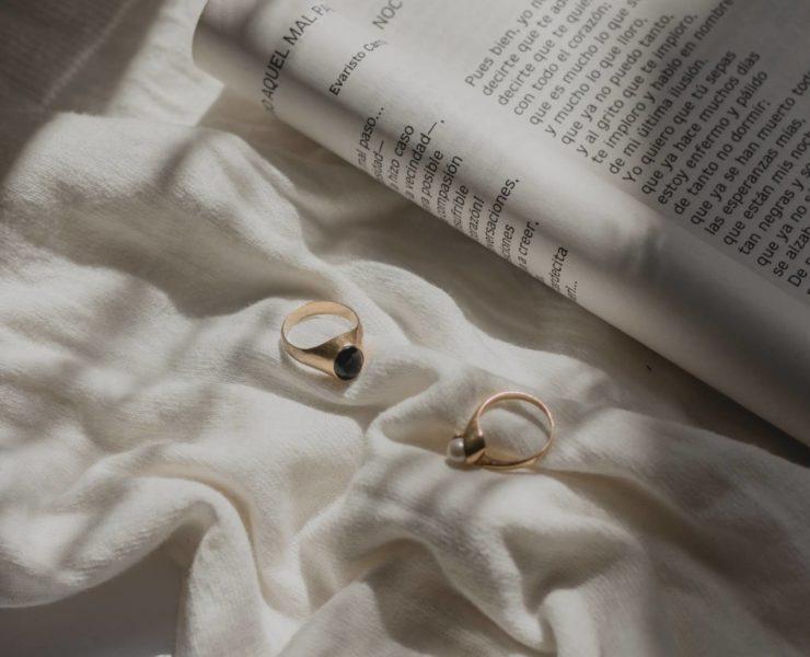 pierścionek koktajlowy